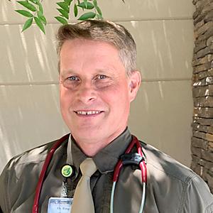 Headshot of Dr. Joseph Ring