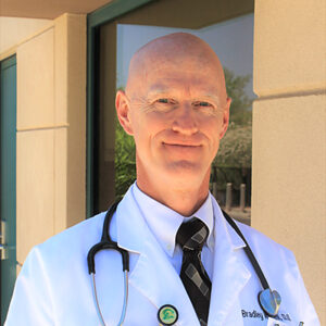 Headshot of Dr. Bradley Werrell